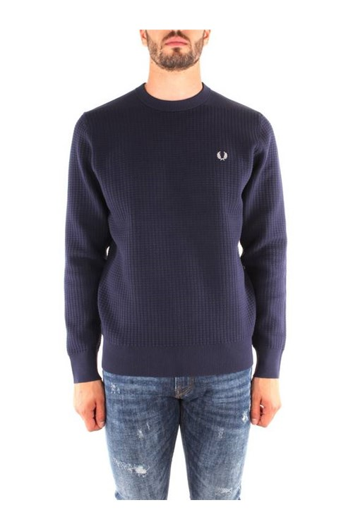 Fred Perry Knitwear BLUE