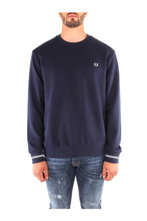 Fred Perry Sweatshirts BLACK