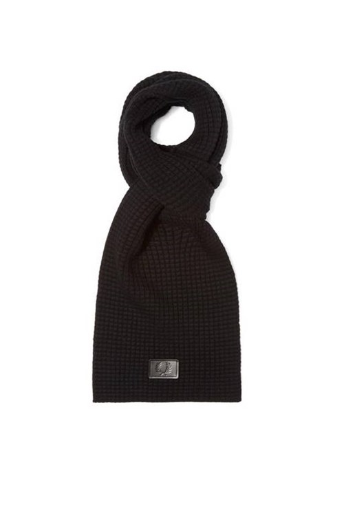 Fred Perry Scarves And Foulards BLACK
