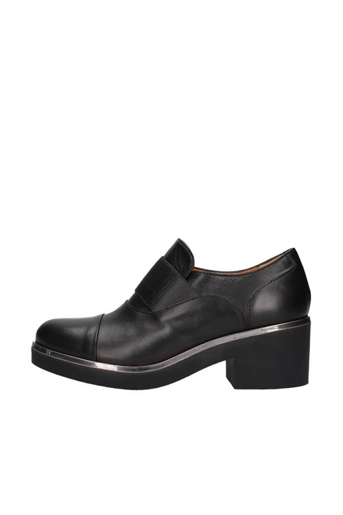 Mot-cle' Loafers BLACK
