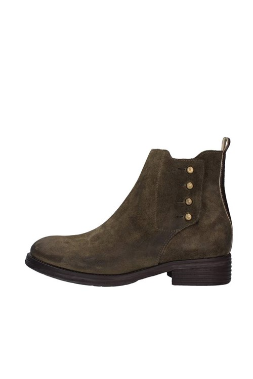 Zoe boots GREEN