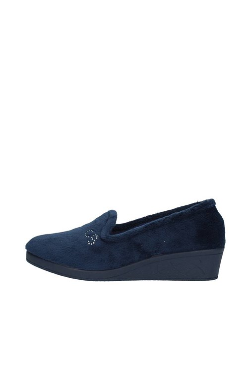 Cinzia Soft Slippers BLUE