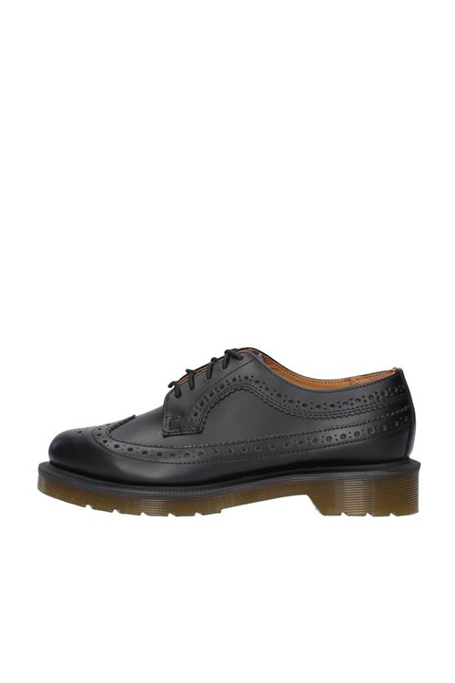 Dr. Martens Shoes With Laces BLACK