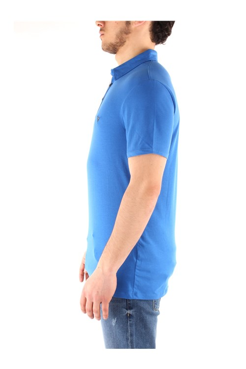 Guess Short sleeves BLUE