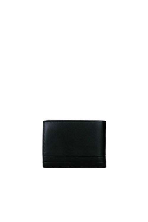 Roncato Wallets for Men BLACK