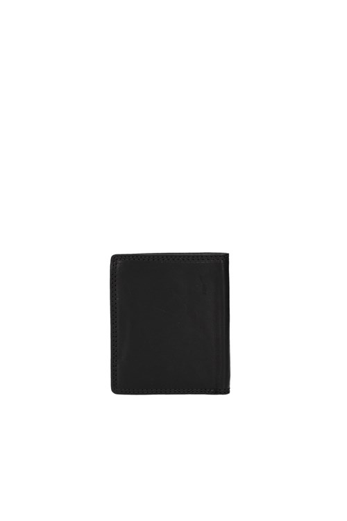 Gianni Conti Wallets for Men BLACK