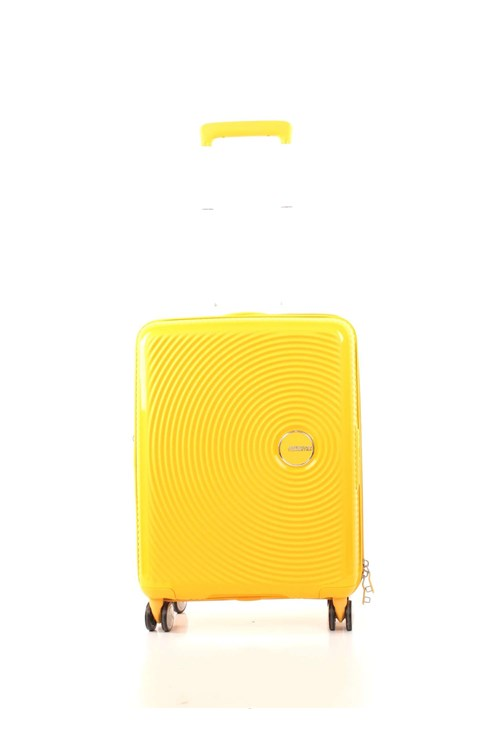 American Tourister Hand luggage YELLOW
