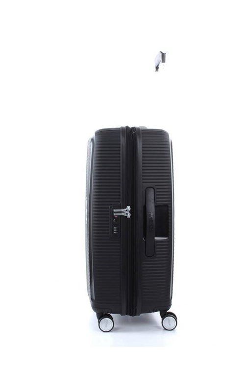 American Tourister Medium Baggage BLACK