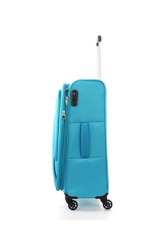 American Tourister Medium Luggage BLUE