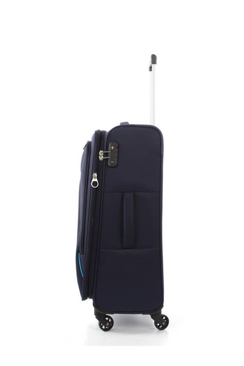 American Tourister Medium Luggage NAVY BLUE