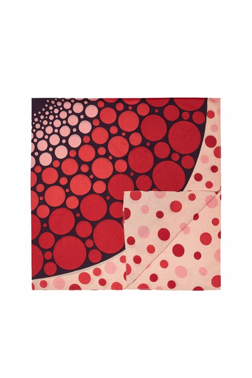 Marella Scarves And Foulards RED