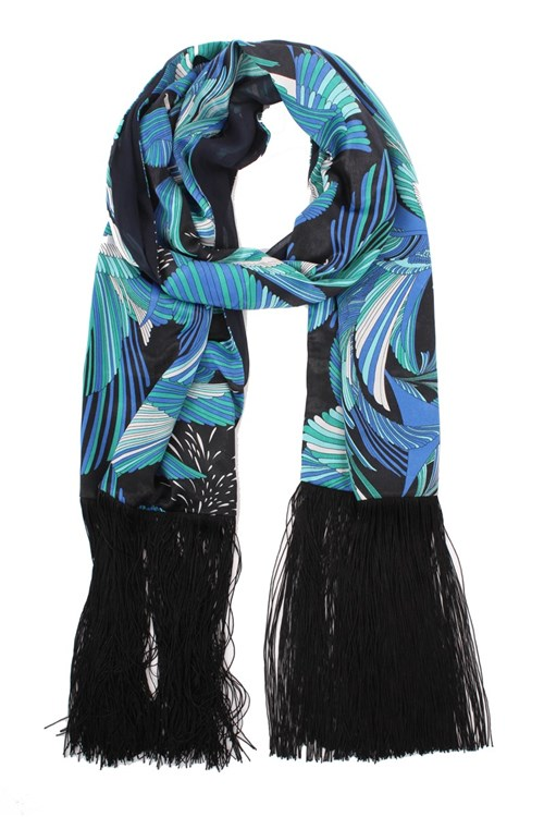 Emme Di Marella Scarves And Foulards NAVY BLUE