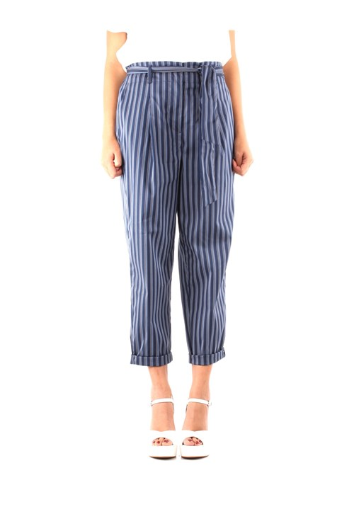 Iblues Trousers BLUE