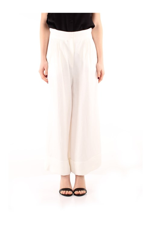 Iblues Trousers WHITE