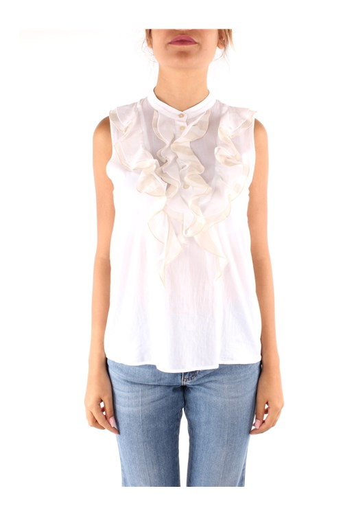 Iblues Top WHITE