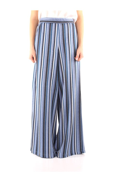 Iblues Trousers LIGHT BLUE