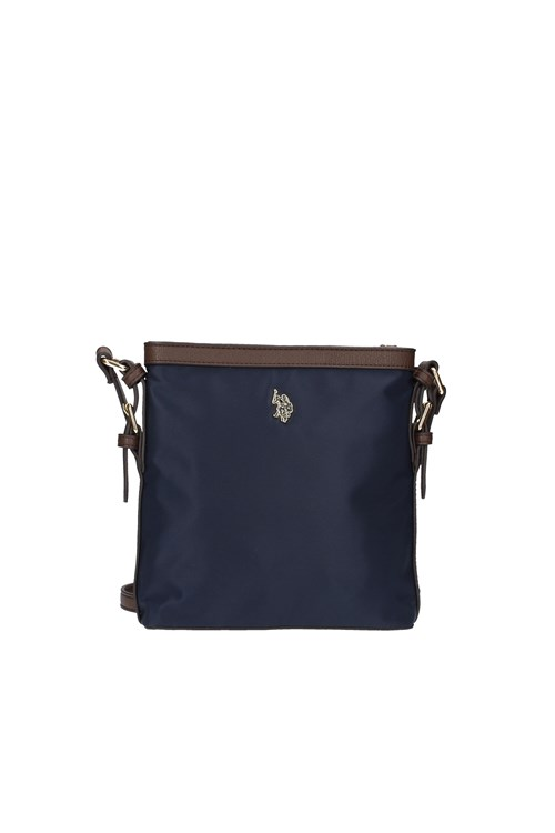 Us Polo Travel Shoulder Bags NAVY BLUE