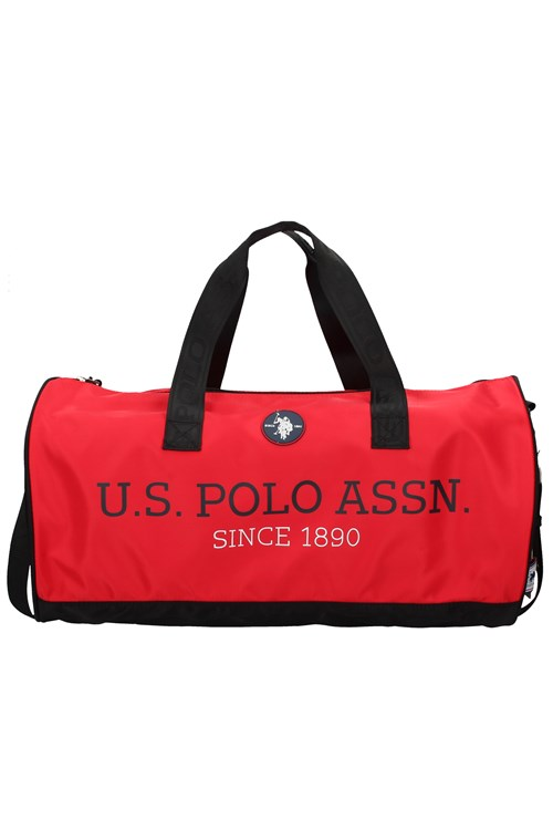 Us Polo Travel Hand Bags RED