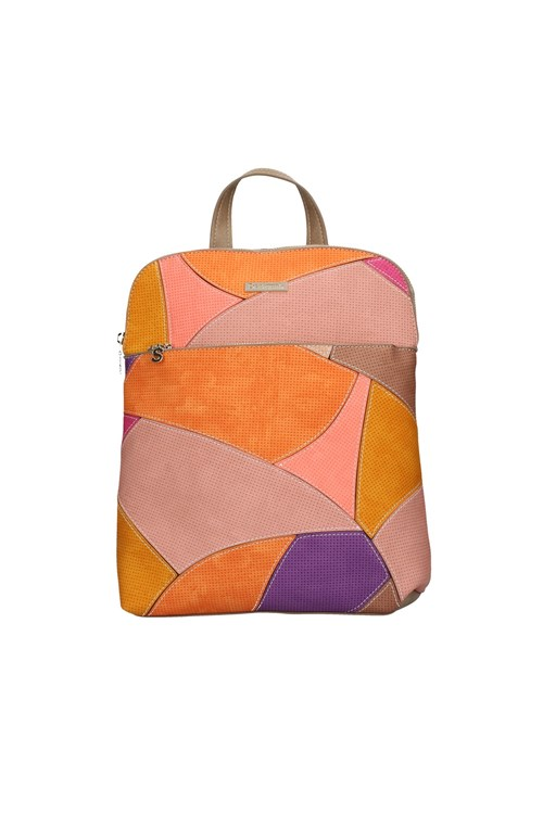 Desigual Backpacks FUCHSIA
