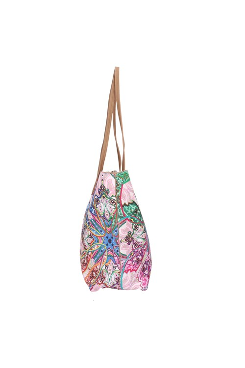 Desigual Shoulder Bags WATER BLUE