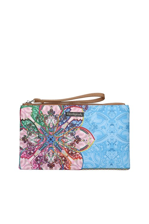 Desigual Women's wallets WATER BLUE