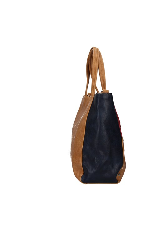 Desigual Shoulder Bags NAVY BLUE