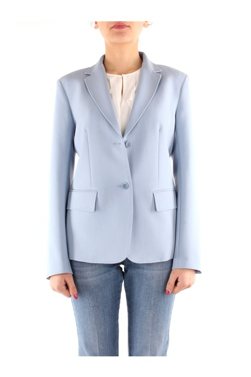 Weekend Maxmara Jackets LIGHT BLUE