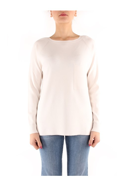 Weekend Maxmara Crewneck  WHITE