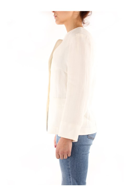 Weekend Maxmara Jackets WHITE