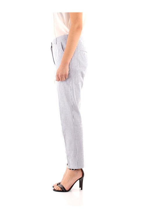 Weekend Maxmara Trousers BLUE