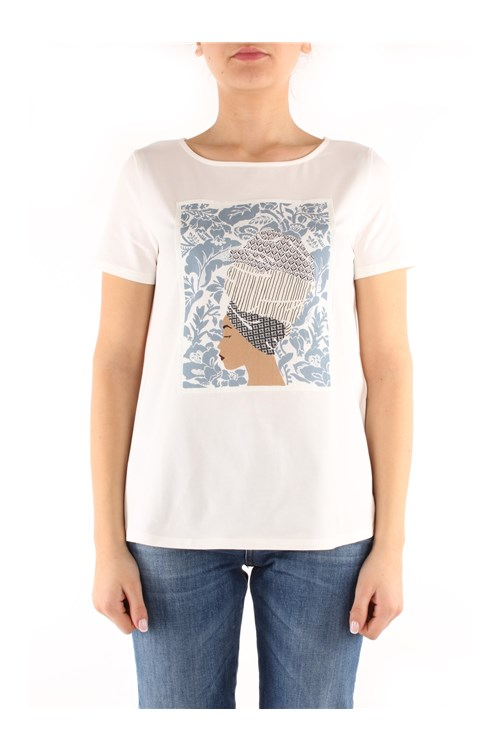 Weekend Maxmara T-shirt WHITE
