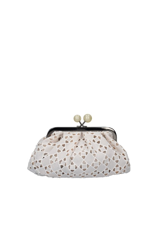 Weekend Maxmara Clutch WHITE