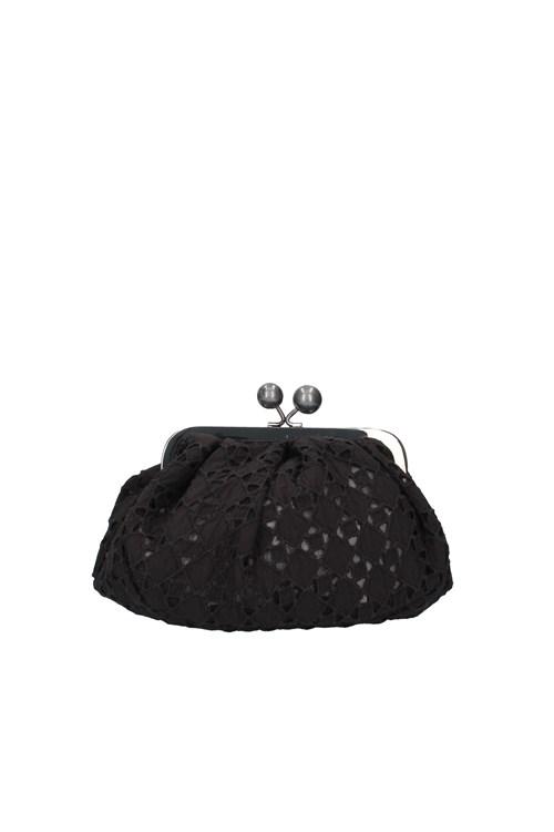 Weekend Maxmara Clutch BLACK