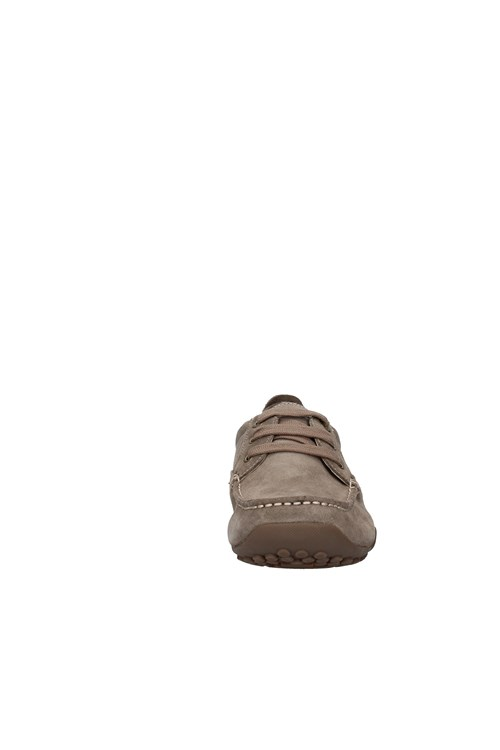 Geox Shoes With Laces GREY