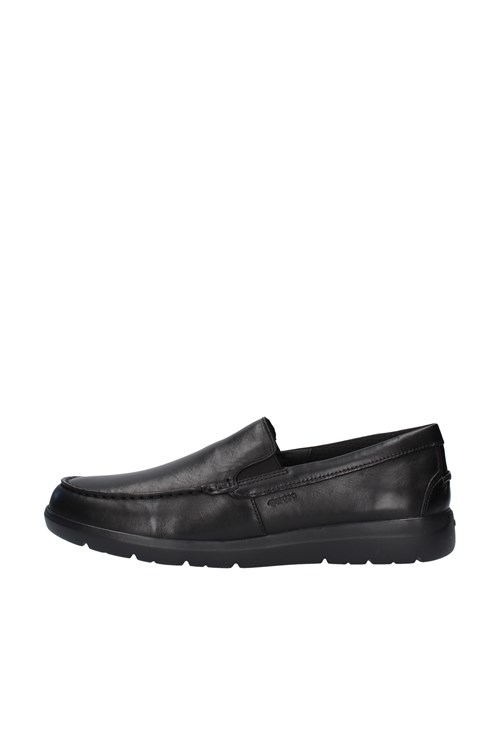 Geox Loafers BLACK