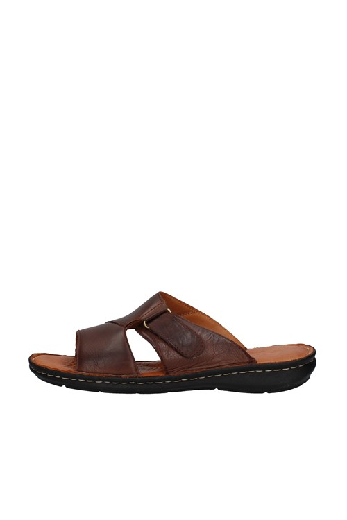 Melluso Sandals BROWN