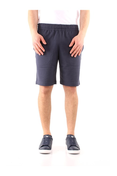 Ea7 Trousers NAVY BLUE