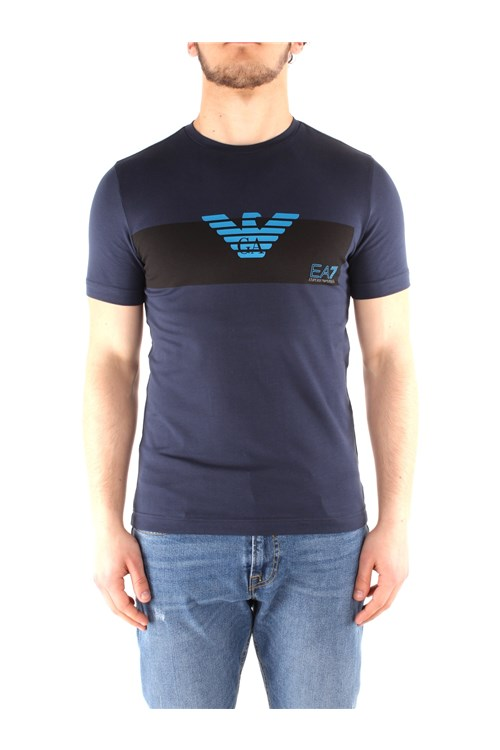 Ea7 T-shirt NAVY BLUE