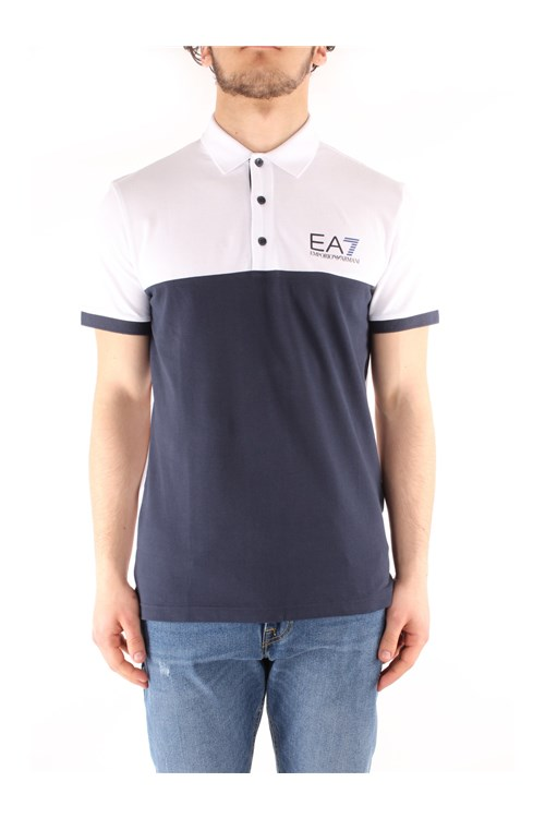 Ea7 Polo shirt WHITE