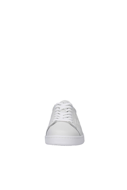 Ea7 Sneakers WHITE