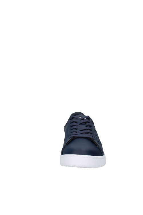 Ea7 low NAVY BLUE
