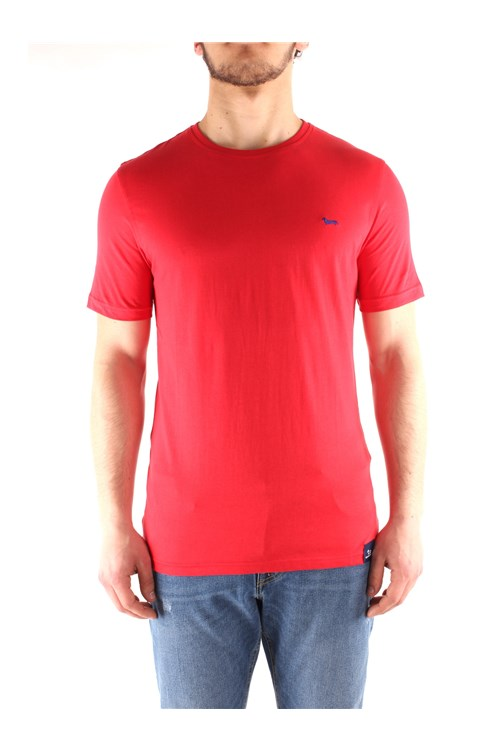 Harmont & Blaine  Short sleeve RED