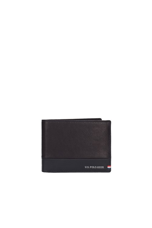 Us Polo Travel Wallets for Men NAVY BLUE