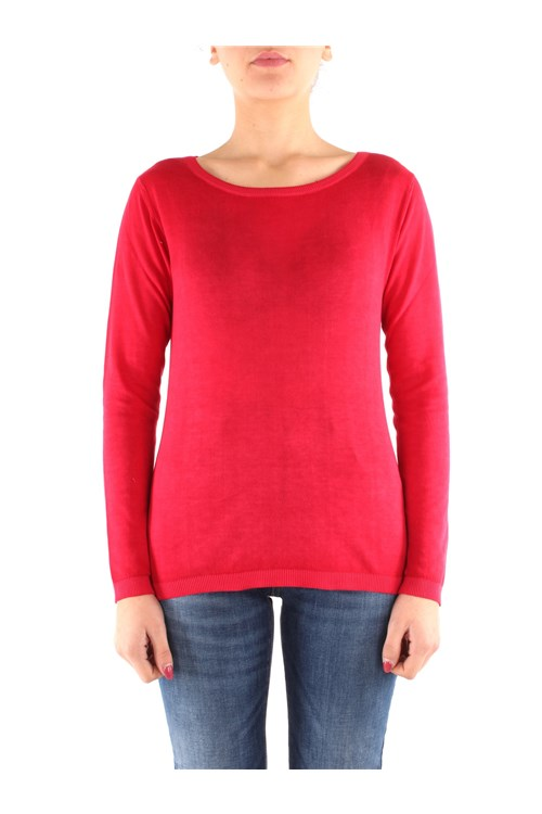 In Bed With You Knitwear RED