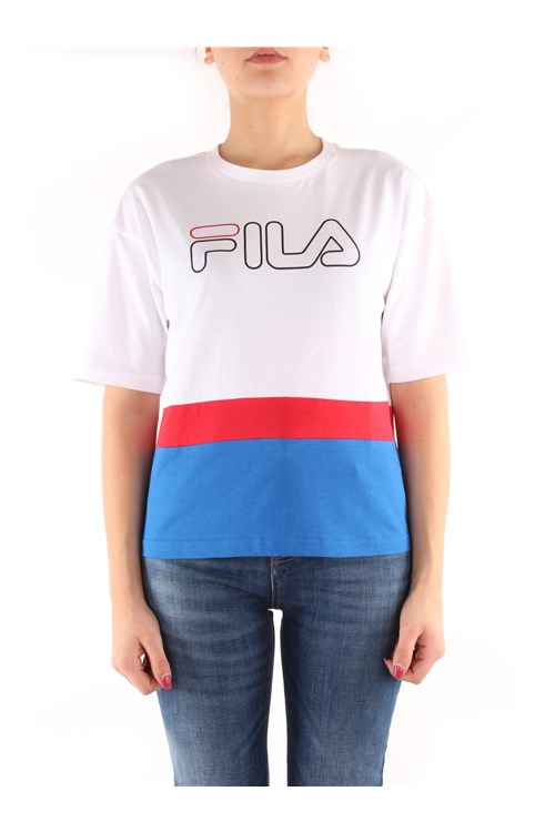 Fila T-shirt WHITE