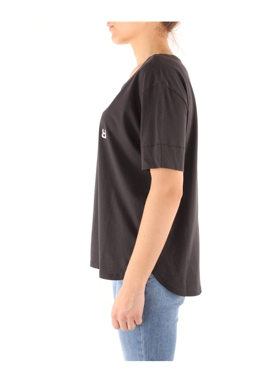 Penn-rich By Woolrich  Short sleeve BLACK