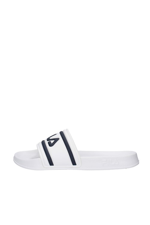 Fila slippers WHITE