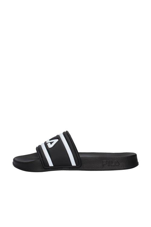 Fila slippers BLACK
