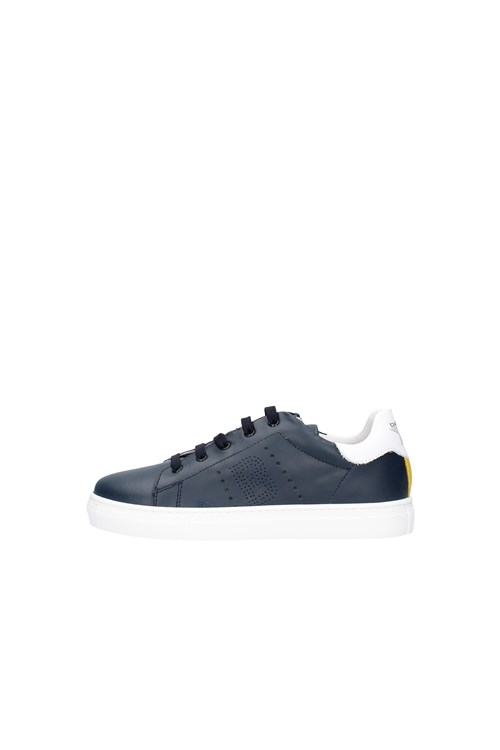Balducci Shoes With Laces BLUE