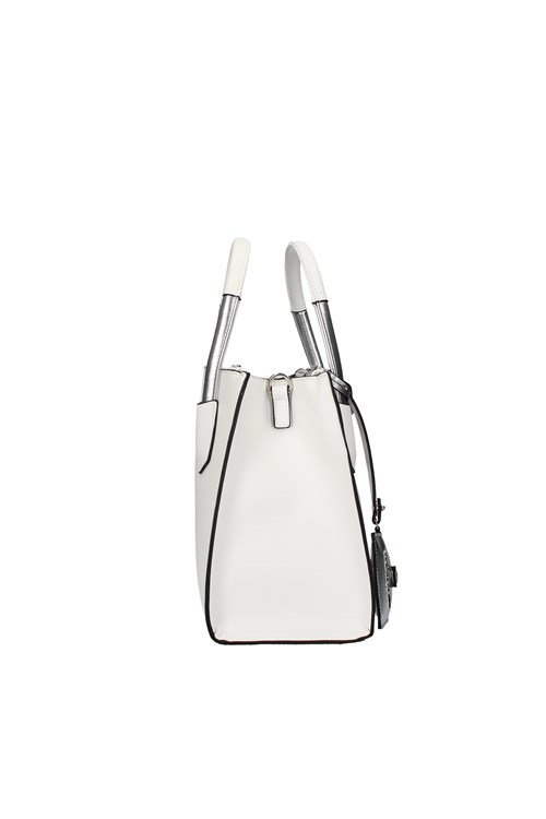 Cafe' Noir Hand Bags WHITE